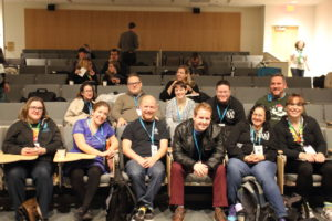 Canadians at WordCamp Rochester 2017